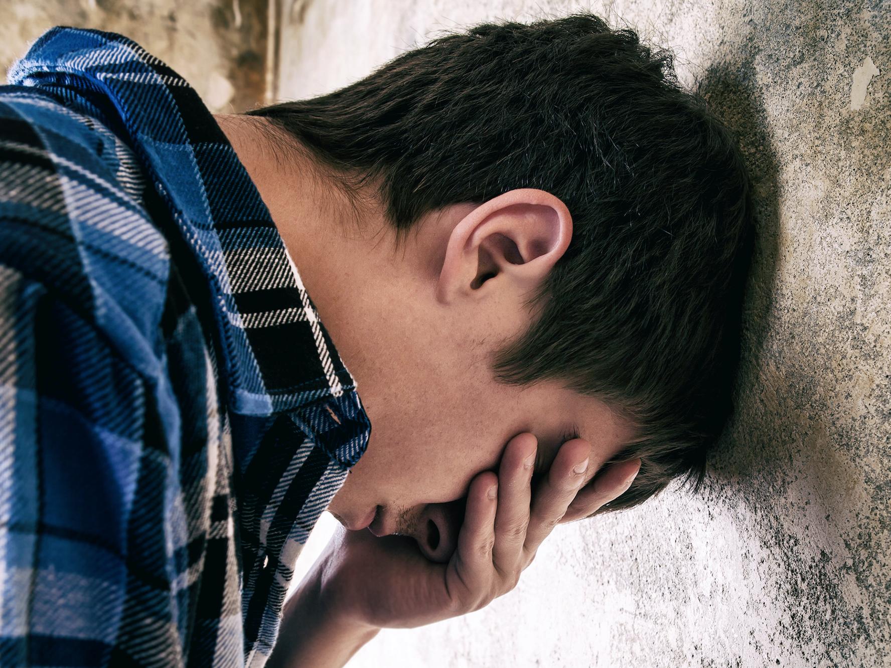 Синът ми имаше анорексия. Чувствах се безпомощна, но сега виждам, че той е станал по-силен, за да оцелее